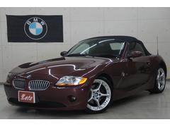 BMW Z43.0i電動オープン 純正OP18AW 黒革 純正ナビ