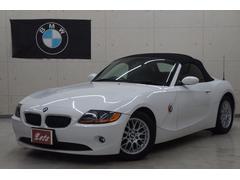 BMW Z42.5i黒本革 ガレージ保管 フルノーマル正規ディーラー車
