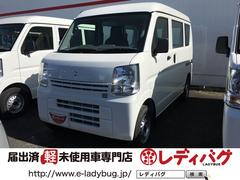 エブリイ PA 届出済未使用車 5AGS 2nd発進モード(スズキ)