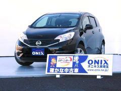 ノートX ID車両 社外Mナビ ワンセグTV