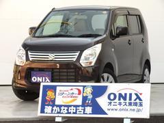 ワゴンRFX ID車両 社外Mナビ ワンセグTV キーレス