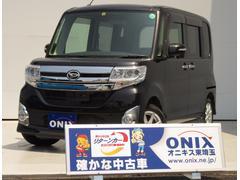 タントカスタムX SA 社外Mナビ 電動スライドドア ID車両