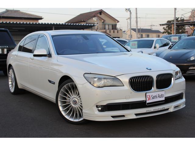 BMW 7シリーズ 750Li アルピナ仕様 保証1年 禁煙車 デ...