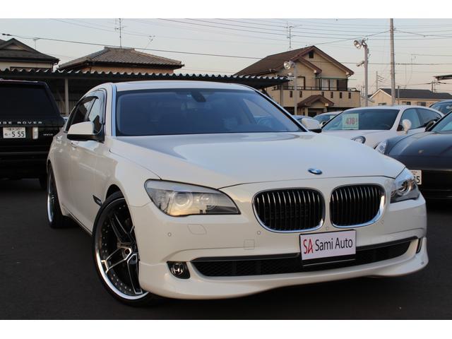 BMW 7シリーズ アクティブハイブリッド7L ワンオーナー 保証...