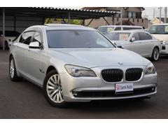 BMW750Li 保証1年 禁煙車 ディーラー車 左H サンルーフ
