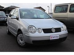 VW ポロベースグレード ワンオーナー