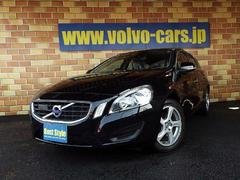 ボルボ V60ドライブeセーフティP 黒革 HDD 1オナ 2012モデル