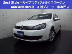 VW ゴルフTSIトレンドラインブルーM ナビ 1オナ 2012モデル