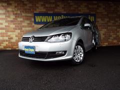 VW シャランTSIコンフォートラインブルーM HDD 1オナ 2011M