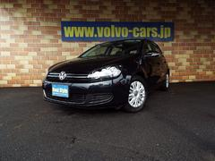 VW ゴルフTSIトレンドライン HDD ETC 1オナ 2010モデル