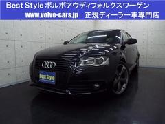 アウディ A3スポーツB1.4TFSISラインプラス 純正ナビ 2013M