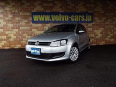 VW ポロ1.4 コンフォートライン CD ETC 1オナ 2010M