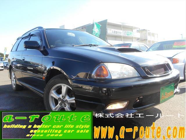 トヨタ GT-T 後期 4WD 5速 ターボ 純正エアロ 一年保証