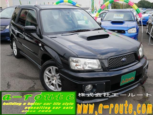Subaru Forester Cross Sports 20t 2004 Black 71068 Km
