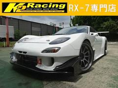 RX−7タイプR RE雨宮04GTワイドボディkit GTウイング