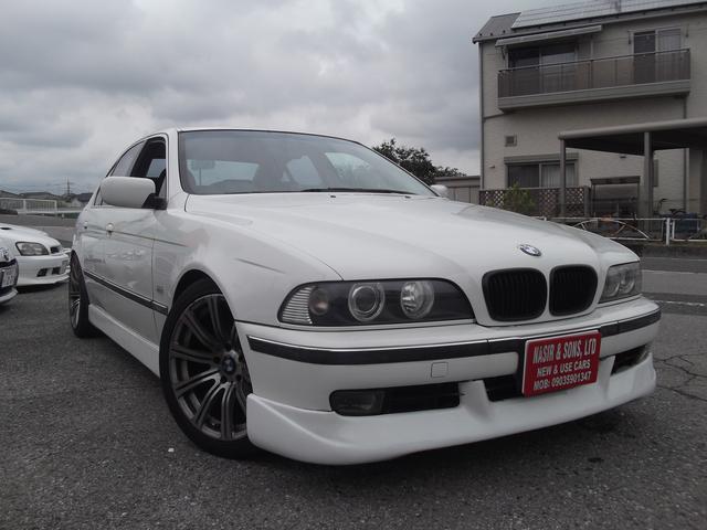 BMW 525i ナビ Wエアコン DVDチェンジャー