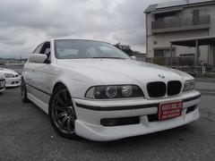 BMW525i ナビ Wエアコン DVDチェンジャー