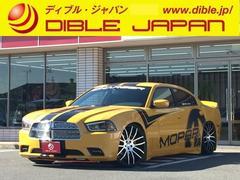 ダッジ チャージャーSE ACCエアサス 2013年モデル 新車並行車 実走行