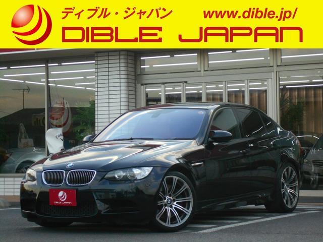 BMW M3 M3セダン 6MT 本革シート HDDナビ 革シート...