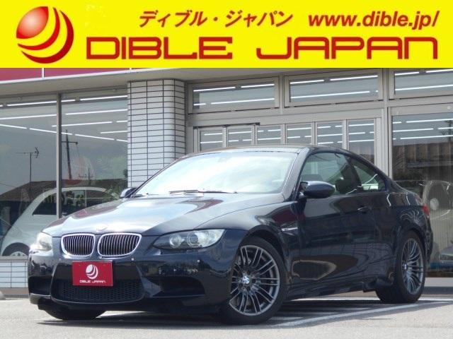 BMW M3 M3クーペ Mドライブパッケージ 6速MT 黒本革S...