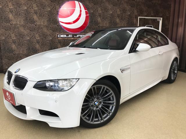 BMW M3 M3クーペ MDCTドライブロジック 右ハンドル 鍛...