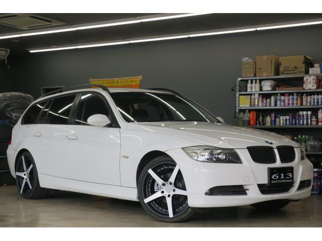 BMW 3シリーズ 320iツーリング HDDナビ ETC 19イ...