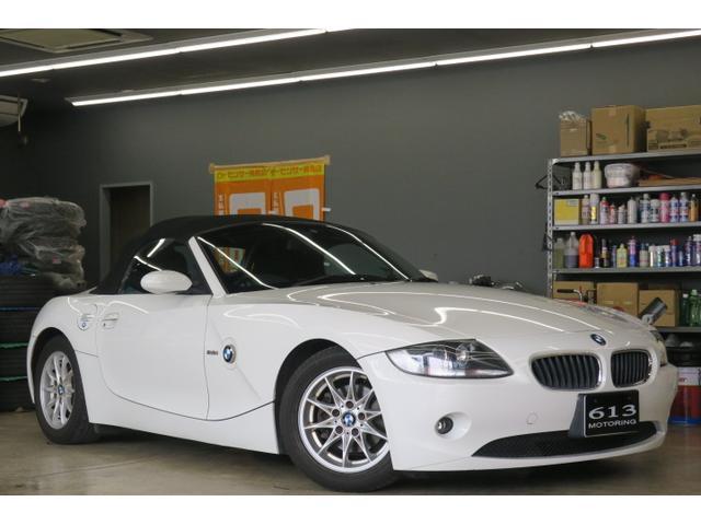 BMW Z4 2.2i (検30.2)