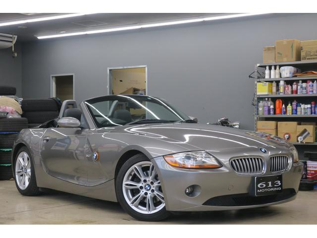 BMW Z4 3.0i ナビ キーレス ETC HID 電動オープ...