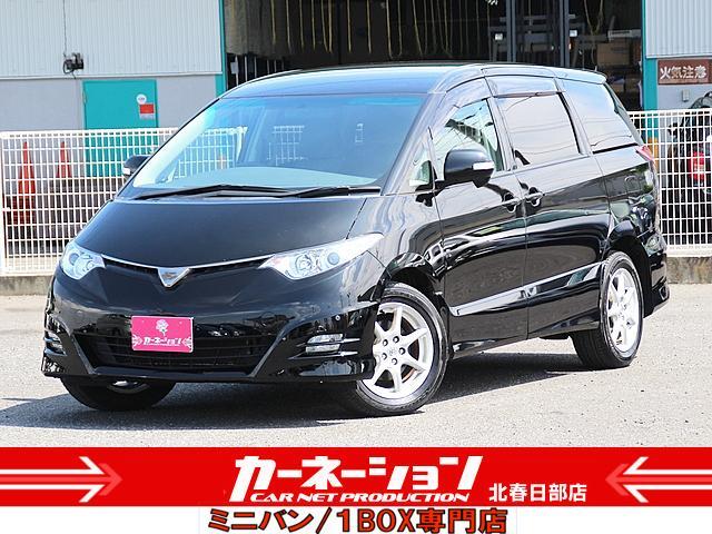 トヨタ アエラス 4WD 電動ドア HDDナビ Bカメラ