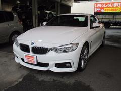 BMW435iカブリオレ Mスポーツ