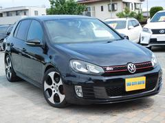 VW ゴルフGTI 禁煙 外HDDナビ 地デジ Bカメ HID パドルS