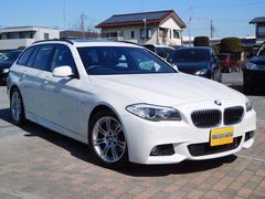 BMW523iTRG Mスポ PSR 禁煙 純正ナビ 地D Bカメ
