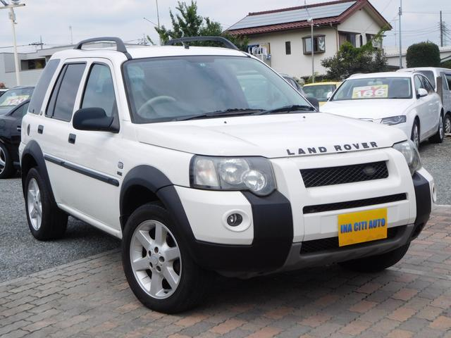 Photo of LAND_ROVER FREELANDER HSE / used LAND_ROVER