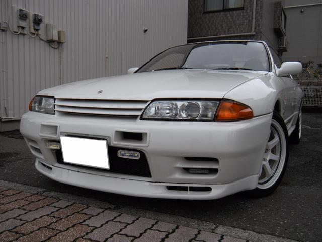 日産 スカイライン GT−R ライトチューン パール全塗装 セキュ...