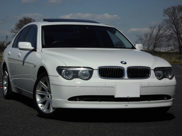 BMW 7シリーズ 735iコンフォートPKG エアロ 本革 SR...
