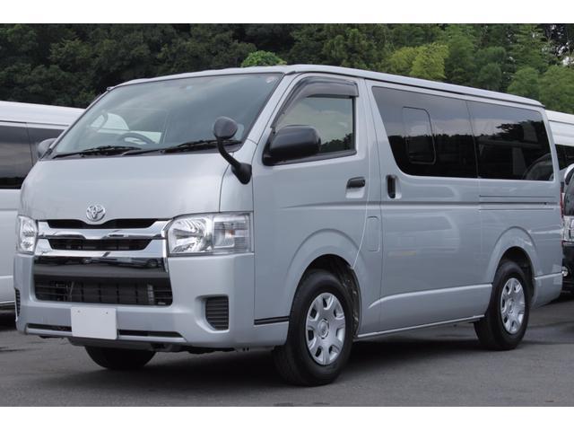 トヨタ 2.0DX GLパッケージ Wエアコン 3列シート 9人乗り