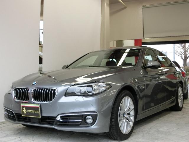 BMW 5シリーズ 523iラグジュアリー LCI サンルーフ ワ...