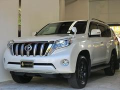 LAND CRUISER PRADO TX ARGENTO CROSS