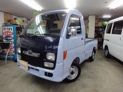 ハイゼットトラックis エアコン パワステ 4WD