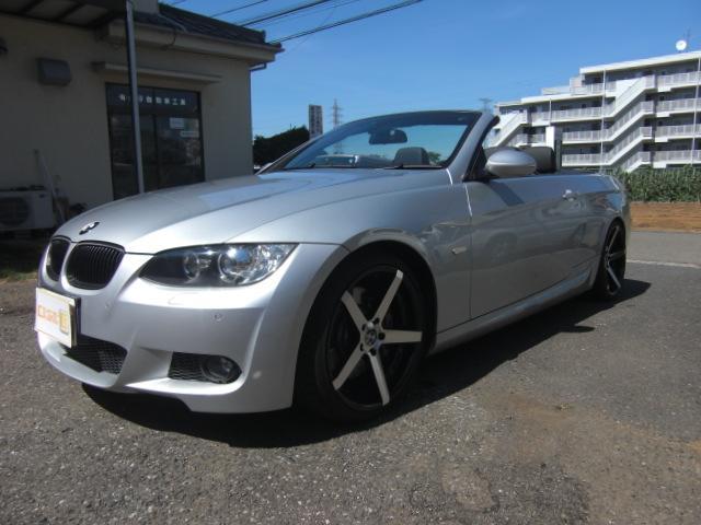 BMW 3シリーズ 335iカブリオレ Mスポーツパッケージ (検...