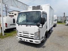 エルフトラック低温冷凍車−30℃1.9t10尺 両サイドドア スタンバイ付