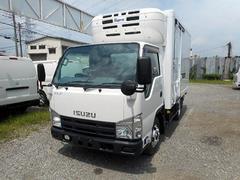 エルフトラック低温冷凍車−30℃2t10尺 両側サイドドア スタンバイ付