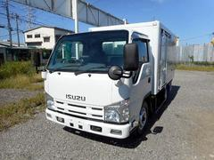 エルフトラック低温冷凍車−30℃1.5t スタンバイ付 2室可動式 冷凍車