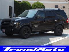 フォード エクスペディション4WD CTUエディション カスタムシート 新並並行