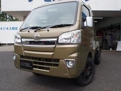 ハイゼットトラックジャンボ 4WD 2.5インチアップ
