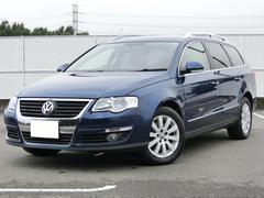 VW パサートヴァリアントTSIコンフォートライン 1オーナー禁煙 ディーラー整備車