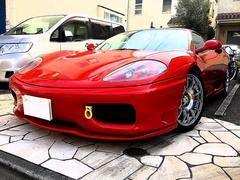 フェラーリ 360モデナ 6速マニュアル クラッチタイベル交換済