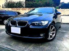 BMW320i クーペ 黒革シート スマートキー!プッシュスタート