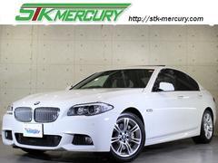 BMWアクティブハイブリッド5 Mスポーツ法1オナサンルーフ黒革
