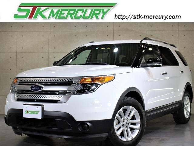 Photo of FORD EXPLORER XLT / used FORD